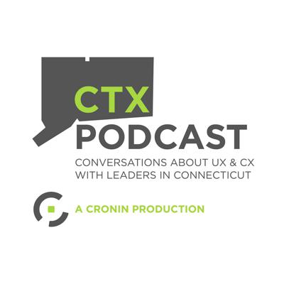 Connecticut is home to some iconic brands doing powerful work in user and customer experience. On CTX Podcast, Katie Lukas showcases some of the local leaders in UX and CX who are forging strong customer-focused experiences in a variety of industries. We discuss these companies' investments in becoming customer-centric, current initiatives, and what it's like doing this work in Connecticut.  Upcoming episodes include practitioners from the CT UXPA, LEGO, Travelers, Cigna, UConn Health, Nassau Re, and Infosys, among others.