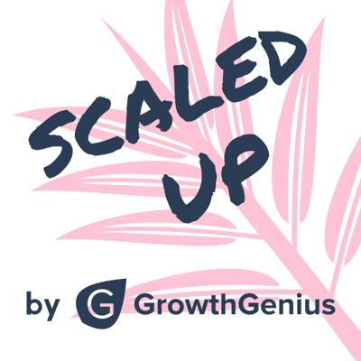 Scaled Up is a podcast about growth! We talk to owners and business leaders about how they scaled, and the lessons, tactics, and strategies that can help you do the same. Brought to you by GrowthGenius.