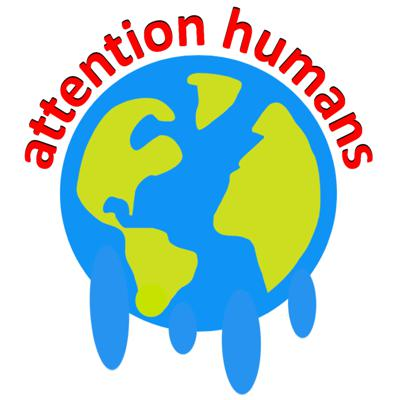 Attention Humans is the educational podcast of the University of Colorado Consortium for Climate Change and Health. Medical and public health students Jake Fox and Cameron Niswander, the hosts of the show, publicize the health dimensions of climate change and urge listeners to pay attention and get engaged. For episode summaries and shownotes, check out our podcast landing page at: http://www.cuconsortium.org/podcast/  Special thanks to Drs. Rosemary Rochford and Ceci Sorensen for their mentorship on this project, Helen Macfarlane and Matt Cook for tech support, and CAKE for the awesome theme music.