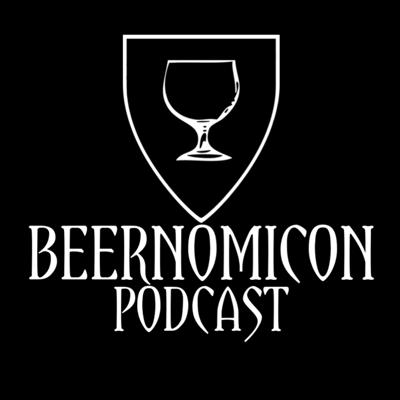 Beernomicon is a podcast hosted by Ross and Tom, talking (and arguing) the finer points of beer. Based outta Manchester.  https://beernomicon.com/  Twitter/Instagram: @beernomicon