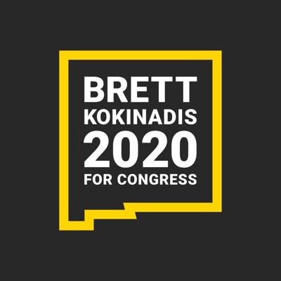 Brett Kokinadis is a candidate for US Congress in the state of New Mexico