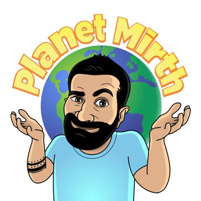 On the Planet Mirth Podcast, I, your host Haris Nadeem will attempt to give an honest reflection of my attempts to pursue happiness (Mirth) during my existence on this Planet through my quest to become a stand-up comedian, general maker of funny and timid pursuer of the unconventional life.