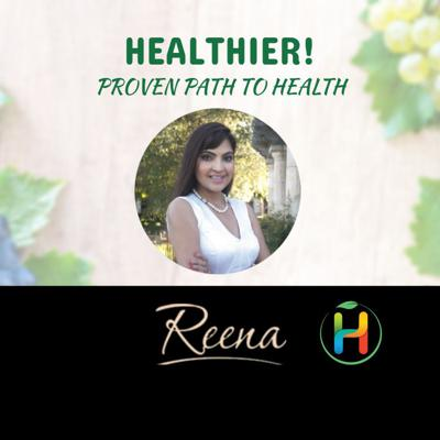 Reena is on a mission to uncover latest breakthroughs and products to help you live a longer, healthier and happier life. As a Silicon Valley entrepreneur and investor (she did 5 startups), she is plugged into exciting new solutions for reversing disease. As a survivor of 2 health crisis (Colon Cancer and Autoimmune), she believes