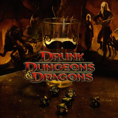 Drunk Dungeons and Dragons