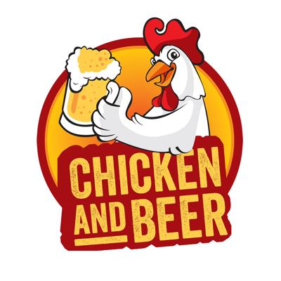 Just a podcast with a couple of guys chatting sport over some chicken and beer