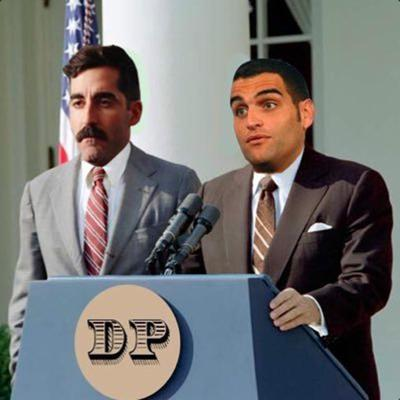 From the producers of the Dirty Sports podcast comes a new bipartisan political podcast hosted by comedians Bret Ernst and Joe Praino.