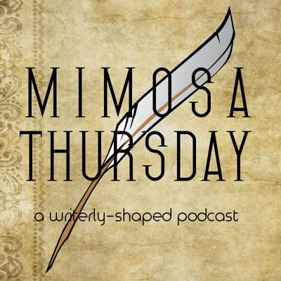Mimosa Thursday is the conversational bi-weekly podcast dedicated to writing advice and experience from all of us writerly-shaped folks here at Herding Cats. We provide Creative Writing 101, book discussions, marketing advice, and all sorts of goodies. Stay a while and listen!