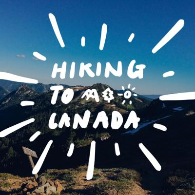 Hiking to Canada