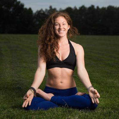 Purposefully Yogini