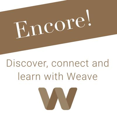 If you're interested in being featured on Weave's podcast, e-mail liisa@weave.me telling us about yourself with links to your music!  Weave creates and connects visual stories about your favorite artists, events, festivals and more.