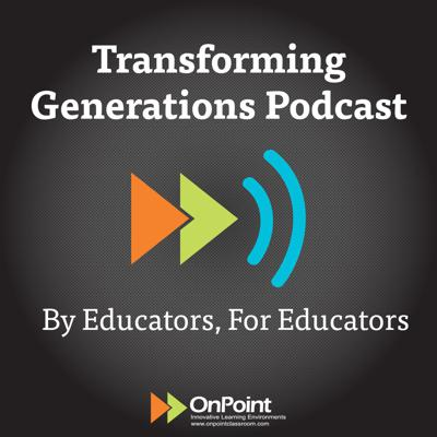 An educational podcast that dives into important topics with actionable information for teachers to take back to their schools and classrooms.