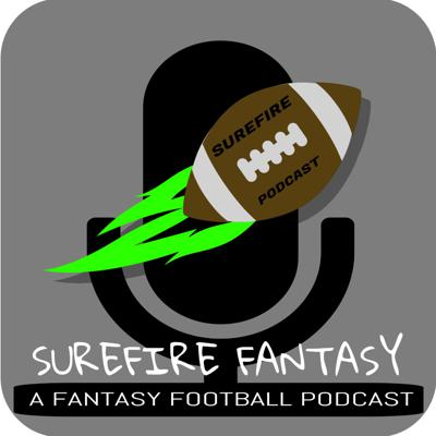 The goal for us at Surefire Fantasy is to give you the best fantasy advice possible, without boring you (the listener). We aim to keep you laughing while also keeping you up to date with everything fantasy football. Other shows may give you the information, but listening can sometimes feel like a chore. With our show we aim to entertain even those who aren't fully invested in fantasy football.