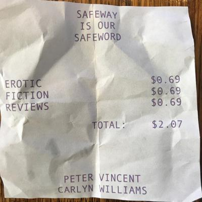 Safeway is our Safeword