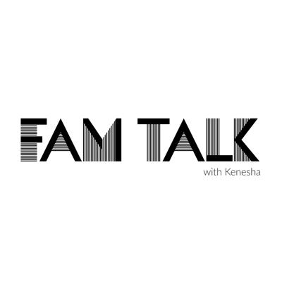 We can learn so much when we choose to have open and honest conversations with those around us. Fam Talk is a bi-weekly podcast hosted by Kenesha Ryce and dedicated to demonstrating and encouraging those types of conversations.  Join the conversation!