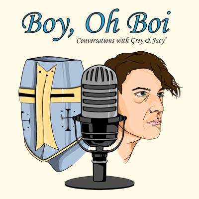 The Boy, Oh Boi Podcast is run by two teenagers who have no life experience and feel self-important enough to share their lives and opinions through this show. Follow along as we talk about nothing of interest!