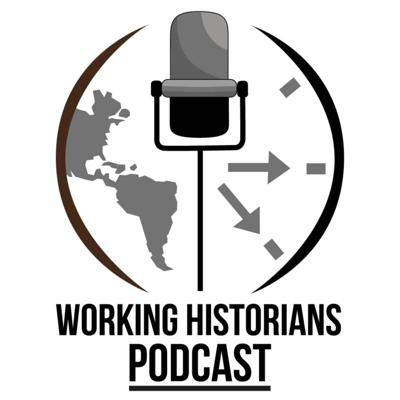 Robert Denning and James Fennessy host Working Historians, where we interview history professionals about their academic and professional backgrounds, their historical research, and, generally, what historians do all day. At various points in time, the podcast was called Filibustering History, History Soundbites, and Navigating History. It's hard to settle on a name...  Thanks to Sloan Kelly for the new cover art!  Rob Denning and James Fennessy can be reached at workinghistorians@gmail.com.