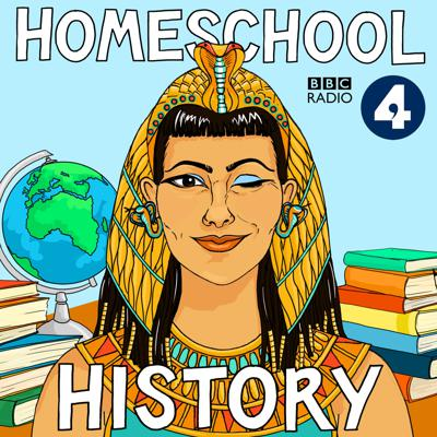 Fun history lessons for all the family, presented by Horrible Histories' Greg Jenner. Full of facts and jokes, the series brings to life a broad range of historical topics.