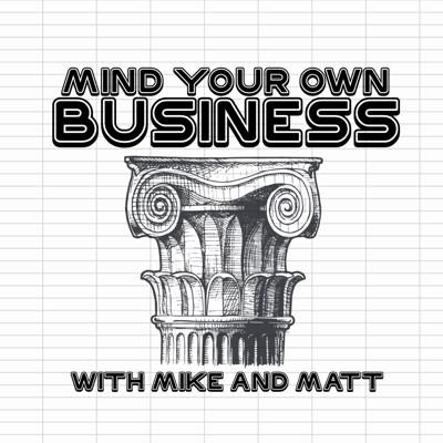 The podcast for small business owners. How do I improve sales? Keep the books properly? Manage my staff? Market myself? The hosts have done it all, and they're here to help!  Submit your questions now to askmikeandmatt@gmail.com, or to facebook.com/MYOBPodcast, and they could be featured in an upcoming episode!
