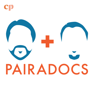 Pairadocs is a podcast with a Christian take on life, family, andculture. Jimmy and Josh will provide marriage and parentinginsight, to be sure; however, don't be surprised if other topics emerge,such as sports, entertainment, politics, or the latest episode of Pioneer Woman!  The Pairadocs have two formats: interview and content. One episode a week focuses on interviewing some of the greatest Christian minds around. For the other episode Jimmy and Josh discuss a cultural or familial topic you're sure to enjoy!   Grab your spouse and listen Pairadocs together! It's like having two free therapists in your pocket!