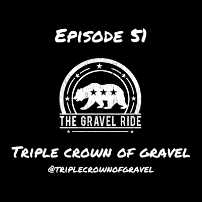 Cover art for Triple Crown of Gravel - Canada with Dean Stanton