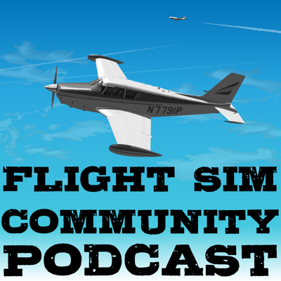 The Flightsim Community Podcast is a collaboration between four friends with years of real world aviation and flight simulation experience. The show primarily consist of real world aviation and flight simulation discussion, but other extremely important topics such as BBQ will also be occasionally be discussed. Episodes range from discussions on a particular airplane to interviews with various developers within the industry. We hope that you will gain some additional knowledge from our podcast, but most importantly have a good time and get a good laugh.