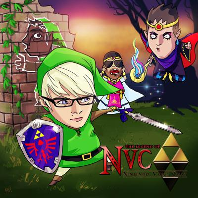 Cover art for Nintendo Voice Chat: A Podcast Between Worlds