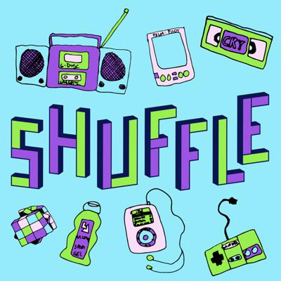Shuffle: A Storytelling Podcast with Music