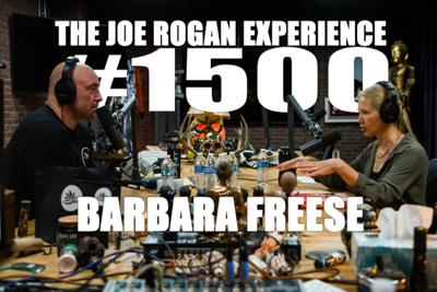 Cover art for #1500 - Barbara Freese