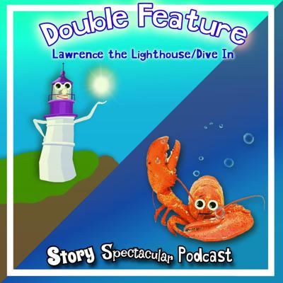 Cover art for Double Feature: Lawrence the Lighthouse/Dive In