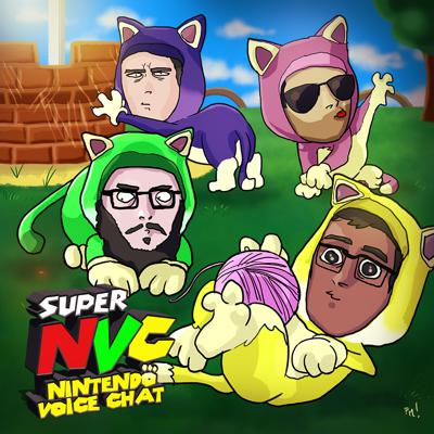 Cover art for Nintendo Voice Chat: November Direct
