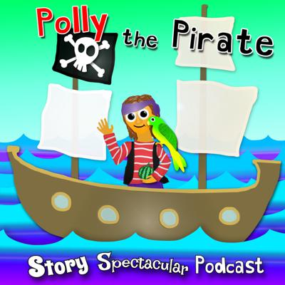 Cover art for Polly the Kid Pirate