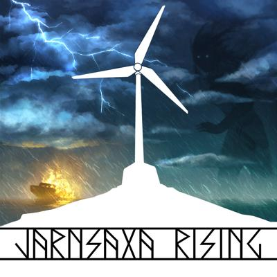 In 2094, one corporation wins the battle for energy supremacy, but human costs cause global instability. When an abandoned wind farm in the Baltic shows inexplicable energy surges, two explorers find it has become sentient, and hungry. Using human pawns, Norse deities avenge ancient grudges, in this ten-part audio drama. Launching in September of 2015. For more information, visit Jarnsaxarising.com.