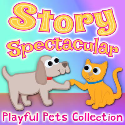 Join children's book author/illustrator Angela Ferrari for a Spectacular weekly children's podcast with original stories and classic retellings. Stories come alive through colorful music, lively sound, and fun characters. Listeners will recognize familiar faces like Humpty Dumpty and discover new friends like Digger the Dog. These spectacular stories are sure to delight listeners of all ages and ignite the imagination within.
