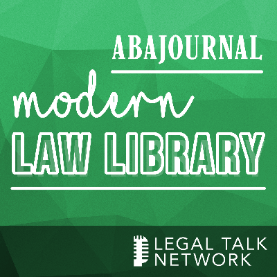 Cover art for ABA Journal: Modern Law Library : Insider's guide to succeeding in law school