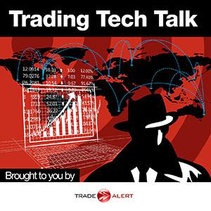 Cover art for Trading Tech Talk 56: Can a Watchlist App Be Sexy?