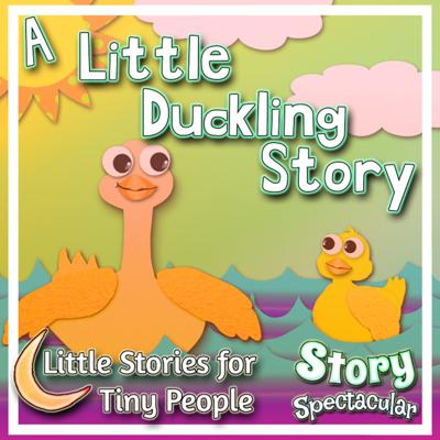 Cover art for A Little Duckling Story (Bedtime)