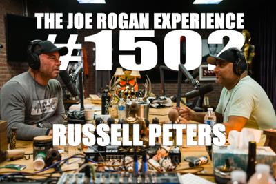 Cover art for #1502 - Russell Peters