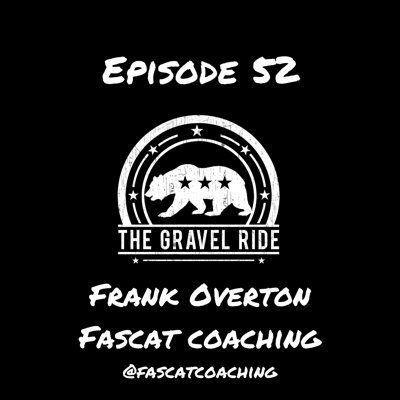 Cover art for Gravel event training with Frank Overton of FasCat Coaching