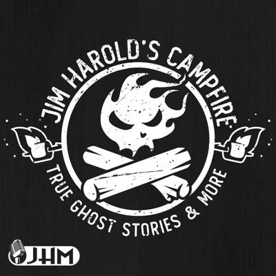 Creepy TRUE stories of paranormal phenomena of all types.  Ghost stories, UFO, cryptids and more!  This feed reflects the last 90 days of content, Jim Harold's Campfire has been in production since 2009 with over 390 episodes.  True ghost stories, hauntings, life after death stories and more. Hosted by Jim Harold.