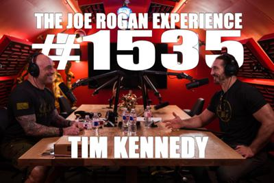 Cover art for #1535 - Tim Kennedy