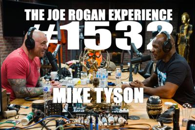 Cover art for #1532 - Mike Tyson
