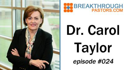 Cover art for 024-Women in Leadership with Carol Taylor - Audio