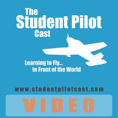 Learning to fly…in front of the world.  A Podcast about flight training. Follow Bill as he progresses through his flight training. This is the video only feed. The audio podcasts are NOT the same content as the video podcasts, so if you want all the content, please subscribe to both.  The audio feed is more tied to the student experience, in cockpit training, with a few features and special events.  The video feed includes in-cockpit video sometimes, but is more feature oriented and does not typically coincide as closely with the training.