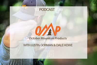 Cover art for EPISODE: 089 – OMP (With Justin Gorman & Dale Howe)