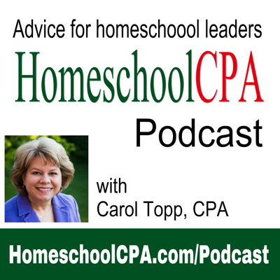 Homeschool encouragement and podcast