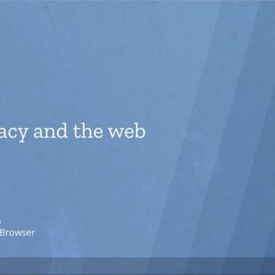 Cover art for #840 XR Ethics: Privacy-First Architecture for the Open Web