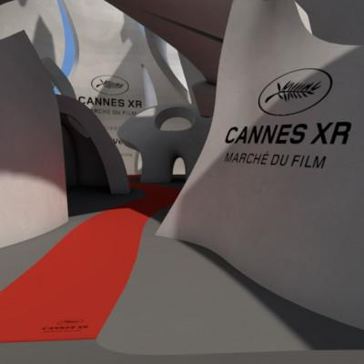 Cover art for #921: Highlights from CannesXR Showcases by Tribeca, Kaleidoscope Development, VeeR 360, & Positron with Pola Weiss
