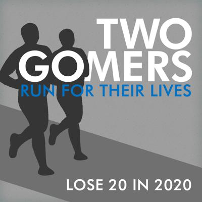 A podcast about two regular guys challenging themselves to live healthier, and inviting a Nation along for the run