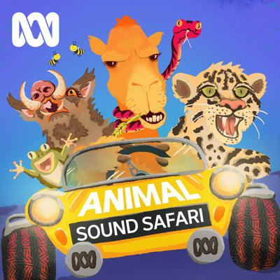 Animal Sound Safari takes your ears around the world to discover the weird and wacky histories us humans have with animals. Each episode is jam-packed with cool stories, kooky facts and 'pawsome' puns. From celebrity sloths in Costa Rica to greyhounds going to war in Germany, hop on board with Animal Sound Safari.