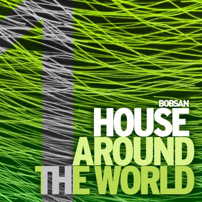 Cover art for House Around the World 1